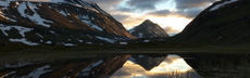 Sarek national park