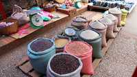 Food rice stall