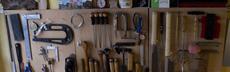 Werkzeuge hintergrundd