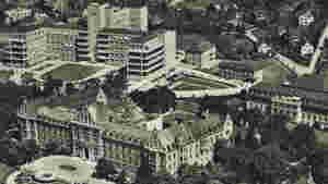 Die Universitätskliniken Tübingen