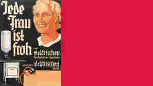 Plakat Jede Frau ist froh